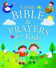 Candle Bible and Prayers for Kids by Claire Freedman and Juliet David (2016,...