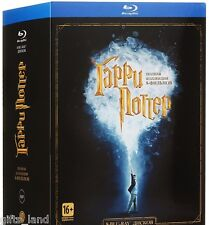 Harry Potter: Complete 8-Film Collection Blu-ray Box Set Russian English Polish