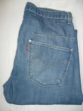 LEVI'S TYPE I TWISTED ENGINEERED JEANS W32 L30 STRAUSS BLUE LEVE033
