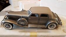 "VOITURE FRANKLIN MINT  1/24 "" DUESENBERG TWENTY GRAND 1933 """