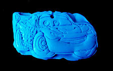Car  lm-Flexible Silicone Mold -  Xmas Cake Cookie Crafts Ornaments Plaster Clay