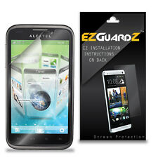 3X EZguardz LCD Screen Protector Skin HD 3X For Alcatel OneTouch Ultra OT-995