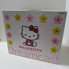 Sega Dreamcast HELLO KITTY PINK Console System HKT-3000 JAPAN