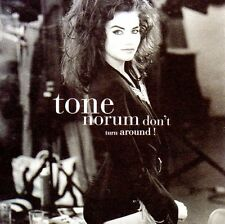 CD Tone Norum, Don't Turn Around, 1992, RAR