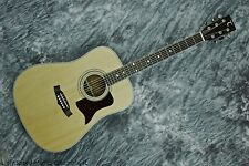 Tanglewood TW15-NS Dreadnought Acoustic w/ 100% Solid Tonewoods Throughout