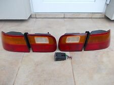 Honda Civic 92-95 Cup / Sdn OEM JDM EDM rear lights with fog light STANLEY