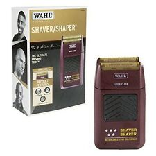 WAHL PRO 5 STAR SHAVER SHAPER RECHARGEABLE CORD CORDLESS BUMP FREE ANTI-ALLERGIC