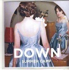 (CH221) Summer Camp, Down - DJ CD
