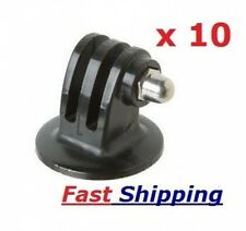 10 X Tripod Mount Adapter for GoPro HD Hero 1 2 3 Sport Camera replaces GTRA30