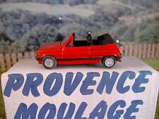 1/43 Provence Moulage (France) Samba cabriolet  Handmade Resin Model Car