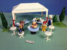 (L19) playmobil tente cérémonie mariage ref 4308