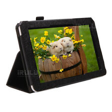 "IRULU 9"" New PU Leather Protective Case Stand Cover for iRulu eXpro X1 Tablet PC"