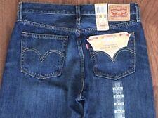 Levi's Women's 501 24X32 Blue Jeans Original Fit Straight Leg Button Fly 0229