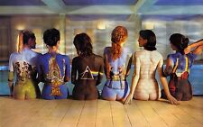 "PINK FLOYD - Women Album Covers Music Wall Art Large Canvas Picture 20""x30"""