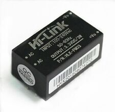 Hi-link HLK-PM03 100-240 VAC to 3.3 VDC/3W Power Supply Module