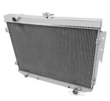 3 Row Peformance Radiator For 73-74 Charger Coronet/Roadrunner