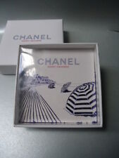 CHANEL Esprit Croisiere RARE COLLECTABLE BLUE SAND PUZZLE BOX VIP GIFT MINT BOX