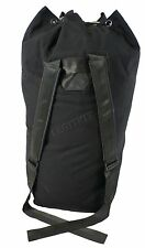 NEW London Bridge LBT-0155H Medium Duffle Bag Sea Bag Black Loadout Backpack