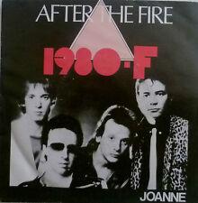 """7"""" AFTER THE FIRE 1980-F """" Na sowas """" GOTTSCHALK /VG++"""