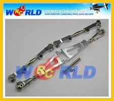 ALLOY FRONT & REAR UPPER SUSPENSION ARM S FOR HPI TROPHY 3.5 & BUGGY FLUX
