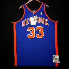 100% Authentic Patrick Ewing Mitchell & Ness 96 97 Knicks Jersey Size 56 3XL