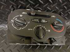 2001 PEUGEOT 206 1.4 LX 5DR HEATER CONTROL PANEL BEHR 85858