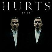 Hurts - Exile (2013) CD+DVD DELUXE EDITION SET    NEW AND SEALED