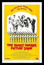 ROCKY HORROR PICTURE SHOW * CineMasterpieces 1SH ORIGINAL MOVIE POSTER STYLE B