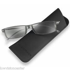 Eschenbach +1.5 Diopter Mini Frame 2 Sun Progressive Reading Glasses