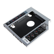 Universal 12.7mm disque dur SATA 2 SSD HDD pr DVD-ROM CD Optique en alliage