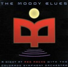 Moody Blues-A Night at Red Rocks w Colorado Symphony by The Moody Blues...