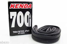 Road Bike Bicycle Tire Inner Tube 700x18-23 700 48mm Extra Long Presta Valve PV