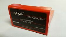 Snap-on Troubleshooter Cartridge Asian Imports Thru 1990 MT2500-2490