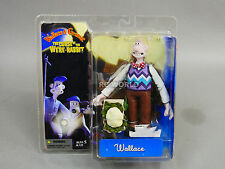 """MCFARLANE WALLACE & GROMIT THE CURSE OF THE WERE-RABBIT """"WALLACE"""" *SEALED* #oo3"""