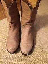 Justin Roper Boots.  10D