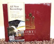 Glory! Music of Rejoicing Mormon Tabernacle Choir Orchestra at Temple Square CD