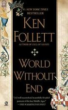 World Without End by Ken Follett (2010, Paperback)