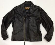 Harley Davidson Motorcycles An American Legend Men`s XL Leather Jacket