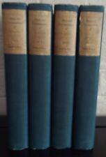 Diary and Correspondence of Samuel Pepys, Edition Deluxe, 4 Vols