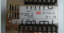 1PC SP-500-24 switching power supply output DC24V 20A