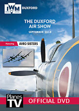 IWM Duxford Airshow 2014 Official DVD - Aircraft Aviation Planes Warbirds