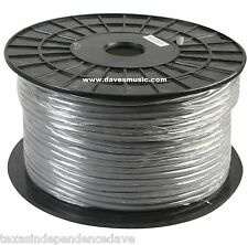 DMX Lighting Cable DMX-500  500' Bulk spool of Pro 3-Wire DMX512 Cable USA-MADE!
