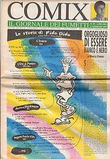 riviste fumetti- COMIX IL GIORNALE DEI FUMETTI Anno 1993 Numero 49
