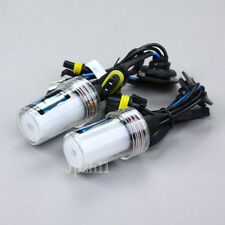 2X Car HID Xenon Headlight Light For 35W H8/H9/H11 5000K Bulbs Replacement Y03