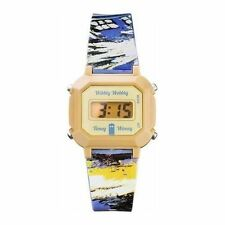 Doctor Who Ladies Collector LCD Camouflage Watch