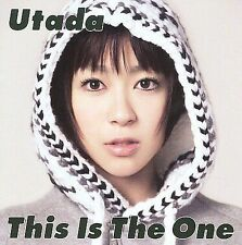 This is the One by Utada (CD, May-2009, Island (Label))