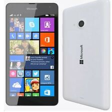 Brand New NOKIA  LUMIA 535 WHITE 8GB UNLOCKED SIM FREE 3G SMARTPHONE - GENUINE