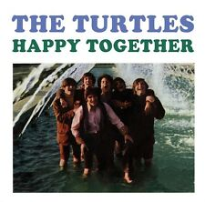 """Happy Together By The Turtles Green 7"""" Vinyl Record RSD LTD 2016 NEW"""