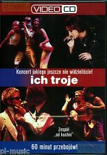 = VCD - ICH TROJE - KONCERT / Video CD