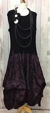 "SIZE 2 quirky/lagenlook  MULBERRY  parachute dress size  XXL 46-50""B""B 18-20UK"